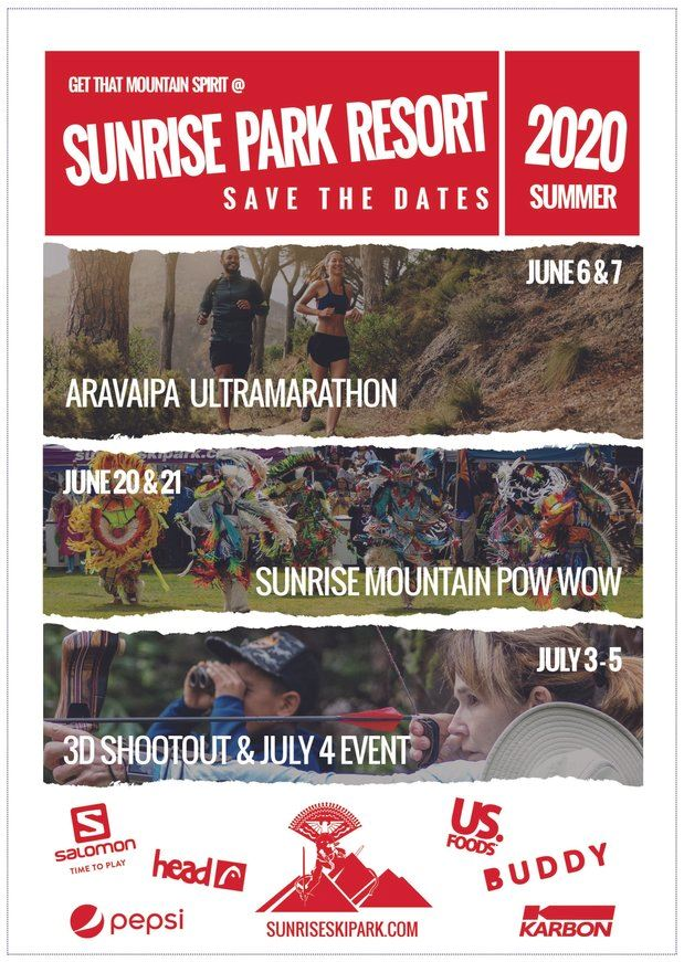 Sunrise Summer Save the Dates
