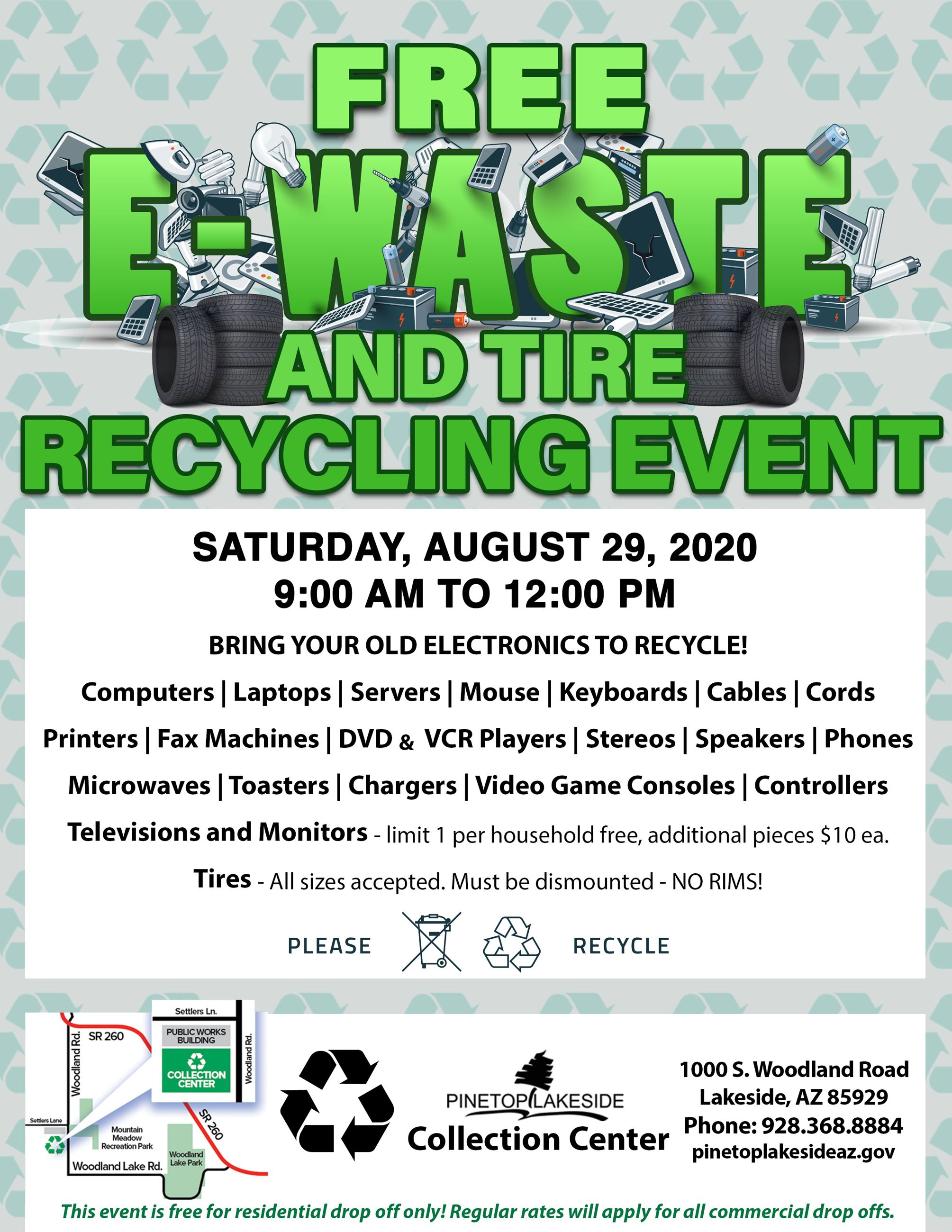 PL E-Waste Rec Event