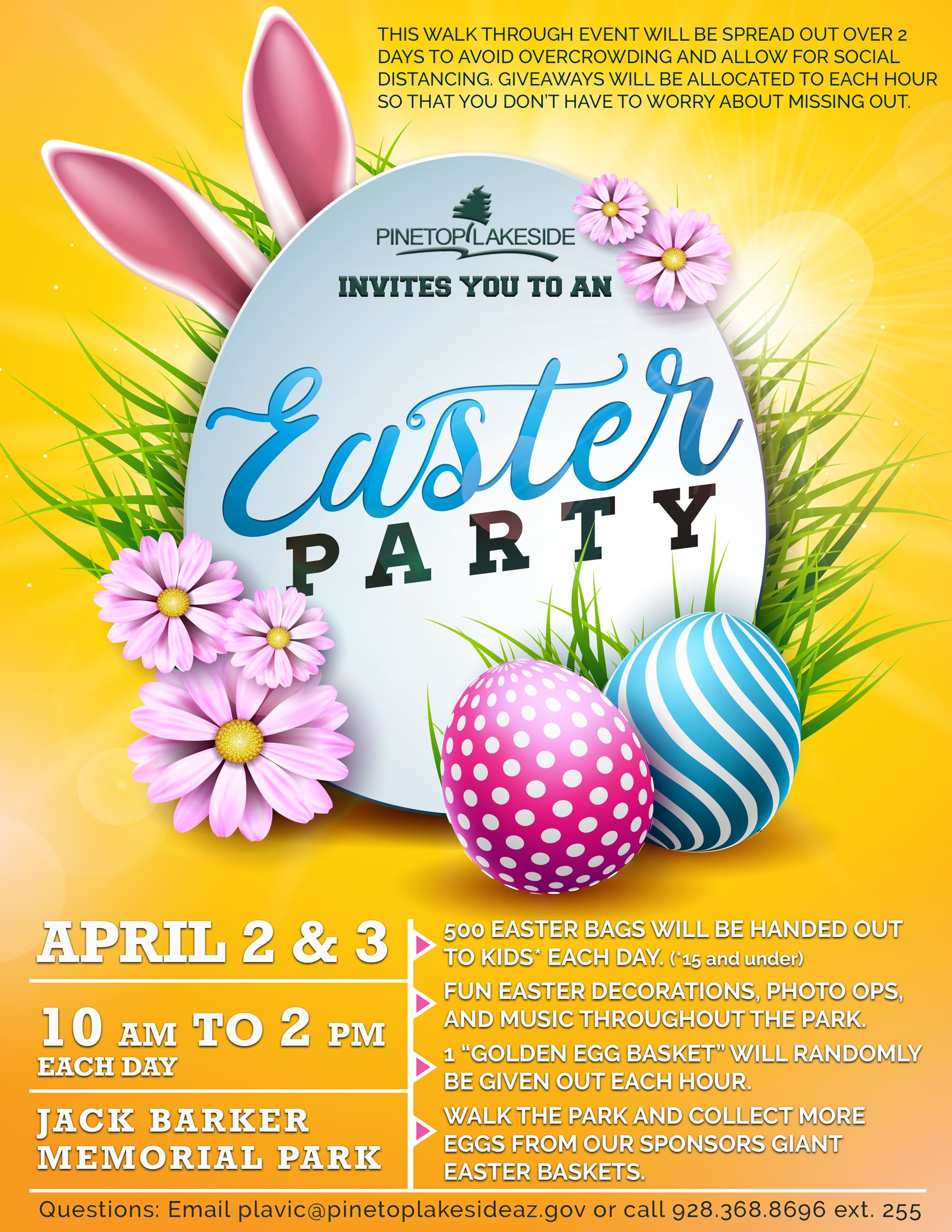 PL EASTER FLYER 2021