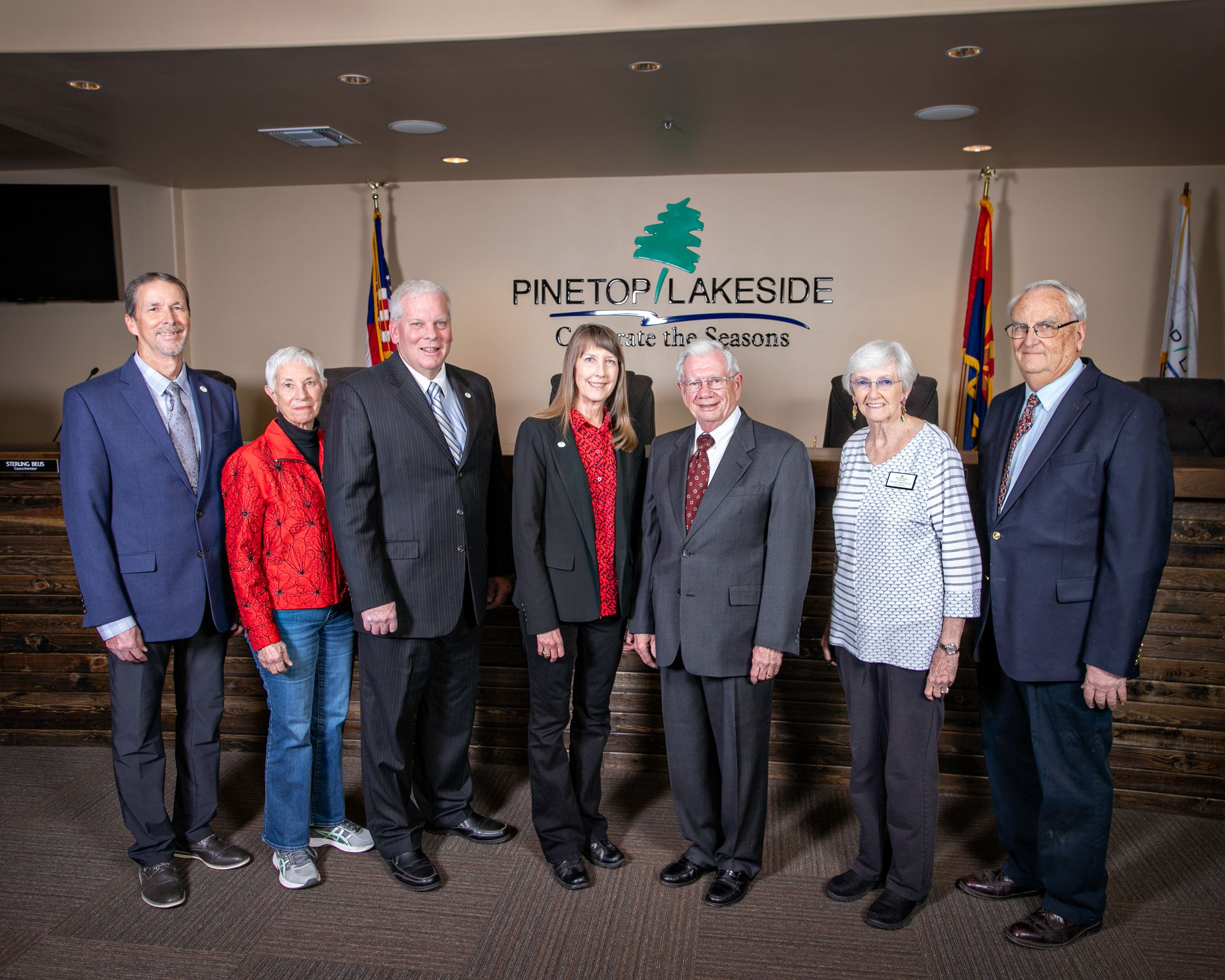Pinetop-Lakeside Town Council 2021