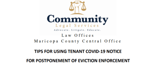 Eviction Prevention and Assistance Programs