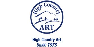 High Country Art Association Logo